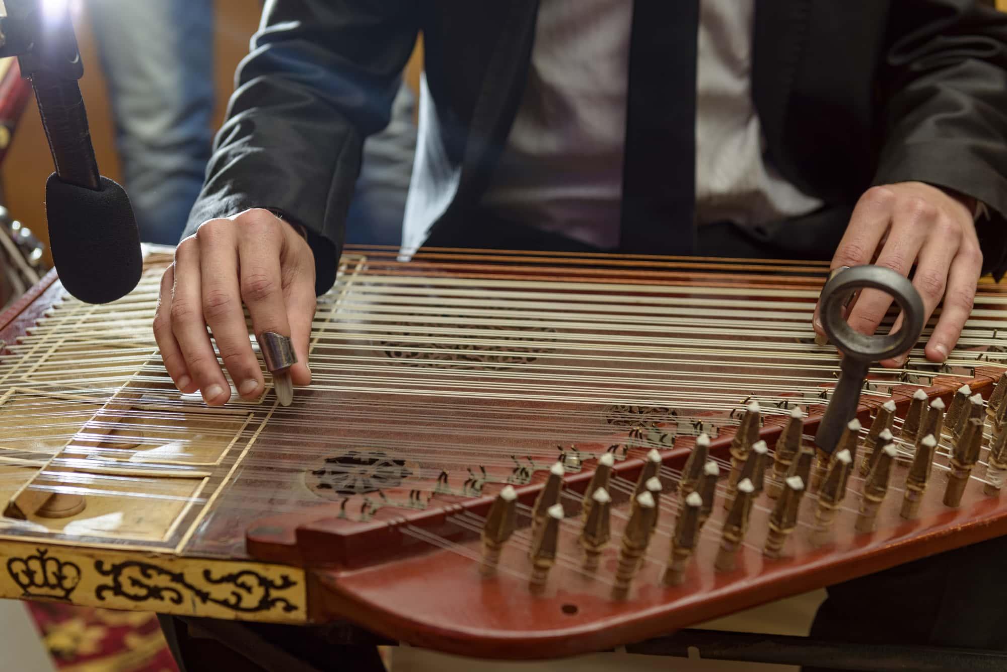 מוזיקה ערבית - עולם עשיר של צלילים ומרווחים